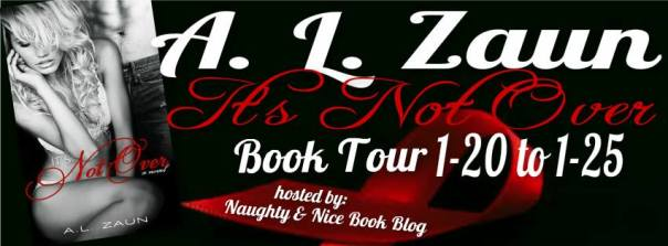 Blog Tour Banner to be used on the tour