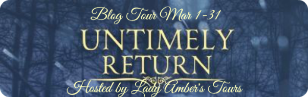 Untimely Return Tour Banner